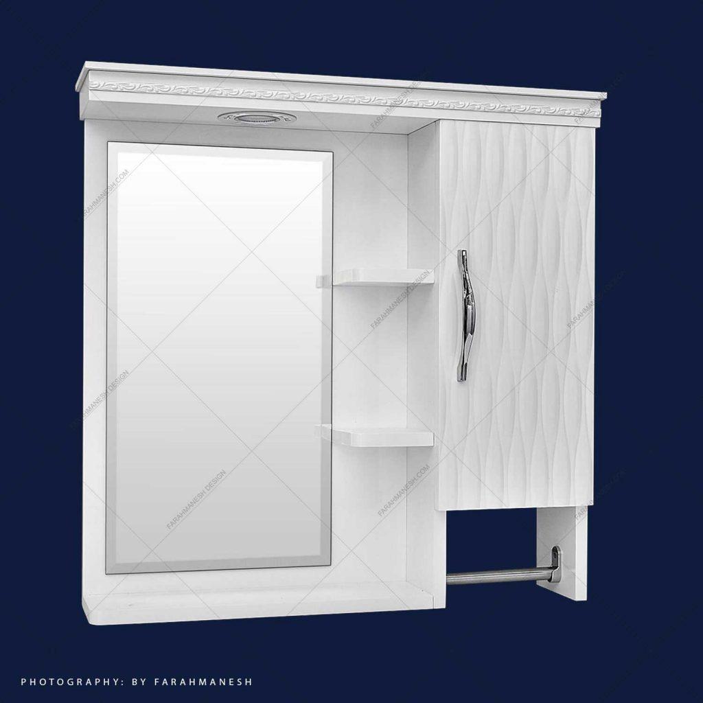 کنسول آینه کابینت حمام و دستشویی تیما عکاسی توسط فرح منش