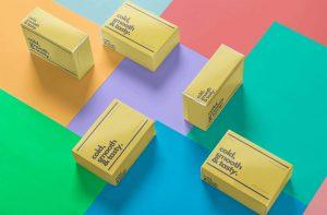 ۵۰ طرح به طور دیوانه وار خلاق و خیره کننده جعبه، کارتن و انواع بسته بندی