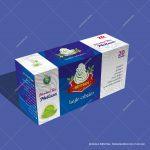 چاپ و بسته بندی جعبه چای و دمنوش کرج فرح منش