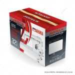 طراحی و چاپ کارتن و بسته بندی چرخ خیاطی ژانومه