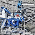 عکاسی صنعتی ماشین آلات معدن دستگاه سرند آبگیری