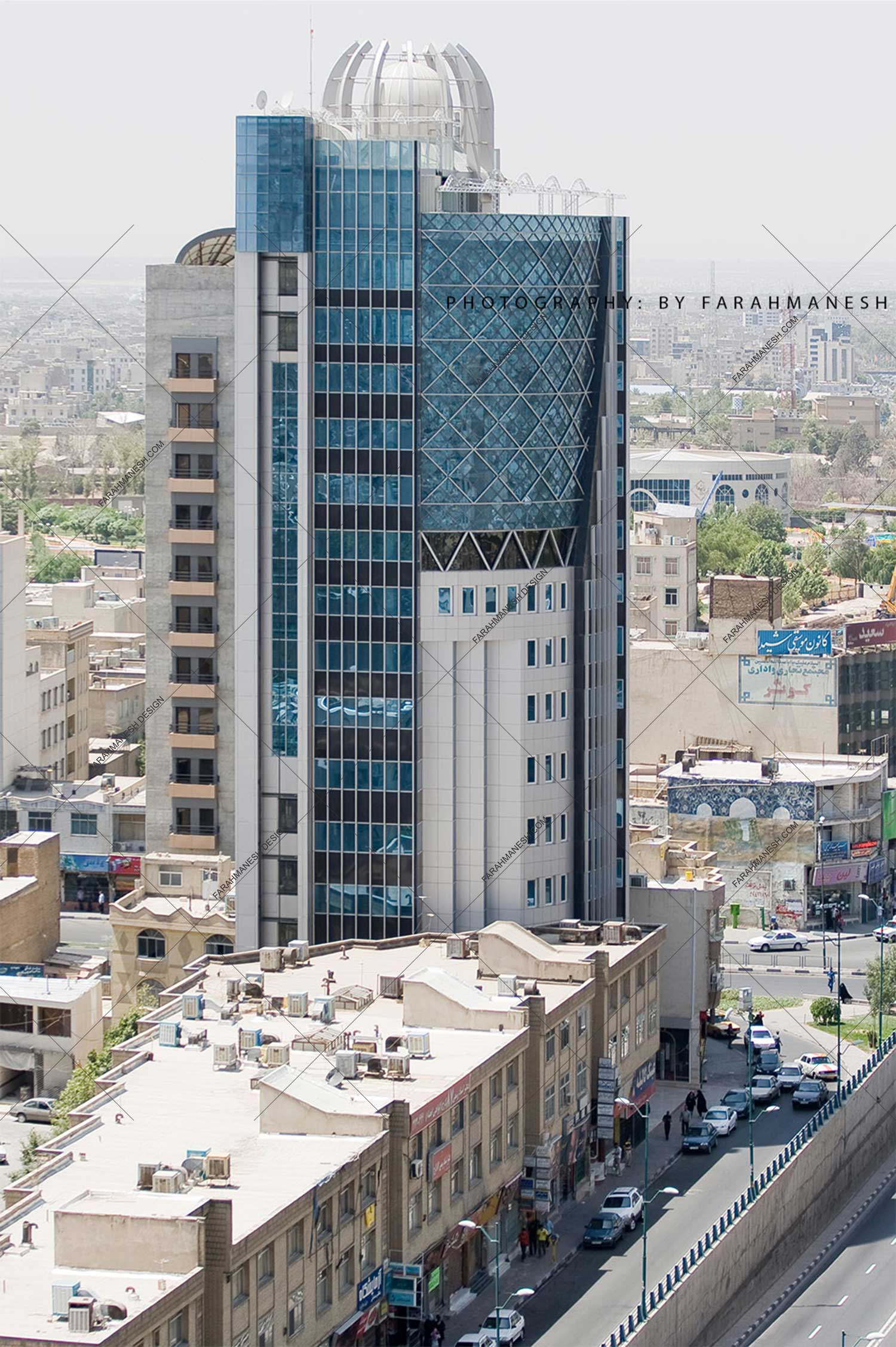 برج تجاری اداری طالقانی کرج