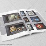طراحی کاتالوگ مجموعه ساعت الگانت