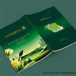 طراحی کاتالوگ گل و گياه هاشمپور